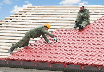 Строительство крыши под ключ, только граждане РФ, договор, гарантия